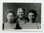 Margaret Addison with her family