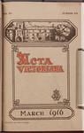 Acta Victoriana 40 : 6