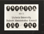 Victoria University Students Administrative Council, 1974-1975