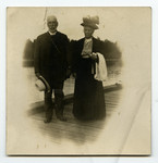 [Dr. and Mrs. Burwash]