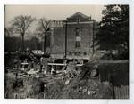 Construction of Emmanuel College building, 1930