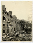 [Construction of Mens Residences, Victoria College]
