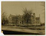 Exterior front of Annesley Hall, 1904