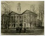 Victoria College, Cobourg, 1841-1891