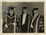 Installation of Walter T. Brown as Chancellor and President of Victoria University, 1941