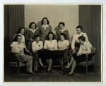 Women's Literary Society Executive, 1943-1944