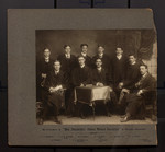 The Executive of the Students Alma Mater Society, Victoria University, 1903-1904