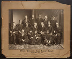 Victoria University Union Literary Society Executive Easter Term, 1902