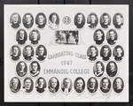 1947 Graduating Class, Emmanuel College