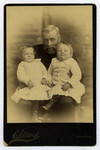Rev. N. Burwash [and twin sons]