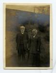 Chancellor and Mrs. Burwash - Kofu?