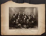Board of Management of Acta Victoriana, 1898-99