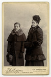 Mrs. Robert Wallace and grandson Francis Wallace Tait