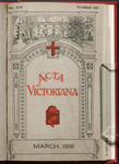Acta Victoriana 42 : 6