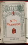 Acta Victoriana 42 : 7