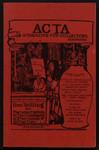 Acta Victoriana 97 : 2
