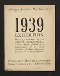 1939 exhibition