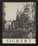 Walter R. Sickert, 1860-1942 : exhibition April 11 - May 6, 1967