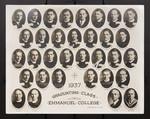 1937 Graduating Class Emmanuel College