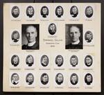 Emmanuel College, Graduating Class, 1938