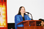[Wendy M. Cecil speaking at] Vic One Program Launch, October 4, 2003
