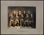 Collegian Debating Club of Victoria College, Executive 1912-13