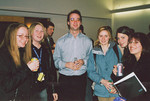 [Vic One Students with Professor John M. Steele, Jan 28, 2003]