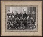 Emmanuel College Hockey Team, 1944-45