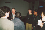 [Vic One students with novelist Ray Robertson, Feb. 4, 2003]