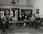 Emmanuel College Student Society Executive, 1948-1949