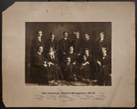 Acta Victoriana - Board of Management, 1901-02