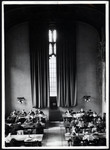 [Interior west view of the Birge-Carnegie Library Reading Room]