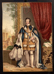 [The Prince Consort on balcony].
