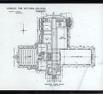 Birge-Carnegie Library - Ground Floor Plan [1 electrostatic print]