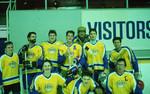 Emmanuel College Hockey Team