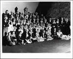 Victoria College Glee Club, 1957-1958