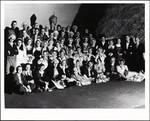 Victoria College Glee Club, 1957-1958