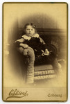 Grace Beatrice Burwash, daughter of Rev. N. Burwash, Cobourg