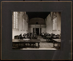 Mens Reading Room at the Birge-Carnegie Library [interior]