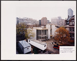 [Construction of Isabel Bader Theatre Victoria University]