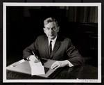 Rev. Dr. A.B.B. Moore, President of Victoria University
