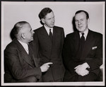 [Gordon Graydon, A.B.B. Moore and Lester B. Pearson]