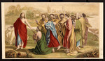 [Christs charge to Peter].
