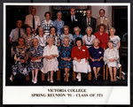 Victoria College Spring Reunion 91 - Class of 3T1