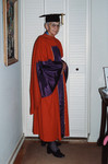 Laure Rièse - Doctor of Sacred Letters (honoris causa) from Victoria University, Toronto