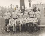 Victoria College Soccer Team, 1943