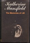 Katherine Mansfield : the memories of L.M.