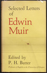 Selected letters of Edwin Muir