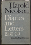 Diaries and letters 1930-1939