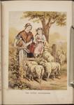 The little shepherdess.